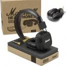 Headphone Major Black - Marshall