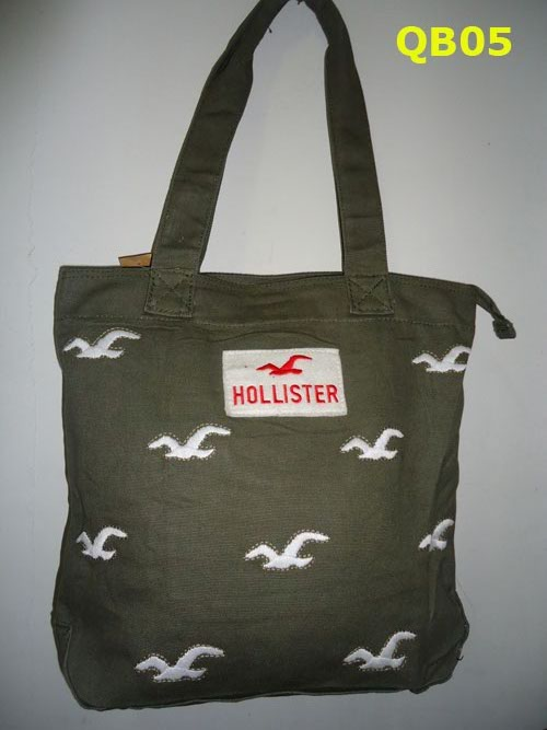 Bolsas Em Tecido Hollister